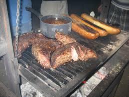 barbecue cuisine santa style barbecue