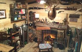 how to build a hunter u0027s man cave for 107 in 12 steps outdoorhub