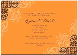free thanksgiving invitation templates invitation card sle for