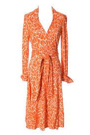 1970s vintage diane von furstenberg wrap dress made in italy