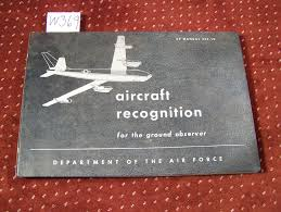 aircraft recognition for the ground observer af manual 355 10