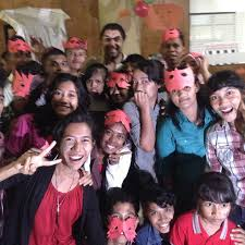 Halloween Party Haunted House A Halloween Party And Haunted House In Indonesia English