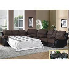 Sectional With Recliner Leathershoppes Barcalounger Oliver 3pc Power Sectional Recliner