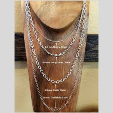 silver skull chain necklace images Silver skull necklace by backyard silversmiths jpg