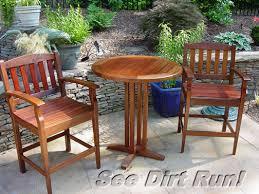 teak furniture washing low pressure cleaning sealing md va