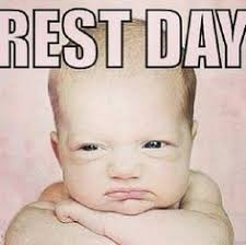 Gym Rest Day Meme - our rest day face gymhumor funny fitness pinterest gym humour