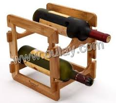 bamboo wine racks oulay bamboo industry
