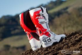 motocross riding boots 2012 fox racing instinct boots review photos motorcycle usa