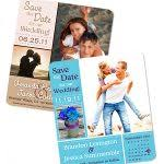 make your own save the dates create your own save the date magnet save the date printing upload