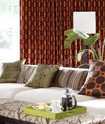 Pumpkin Colored Curtains Decorating Attractive Copper Colored Curtains Decorating With Orange Curtains
