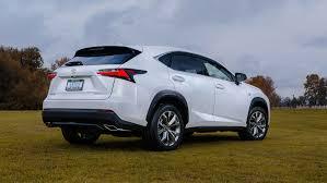 lexus nx f sport vs bmw x3 lexus nx f sport wins motor trend luxury compact crossover