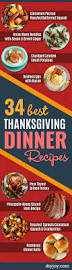 typical thanksgiving menu 34 best thanksgiving dinner recipes page 2 of 7 diy joy