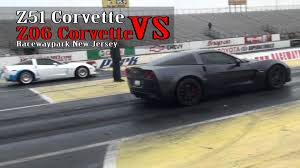 corvette z51 vs z06 z51 corvette vs z06 corvette