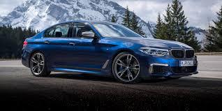 2017 bmw m550i xdrive quick drive top 10 listverse car review
