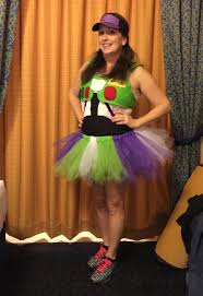 how i made my buzz lightyear running costume half crazy mama