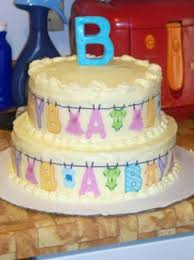 baby shower clothesline clothesline baby shower cakes with pictures and
