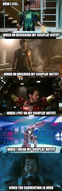 Cosplay Meme - iron man cosplay meme http geekxgirls com article php id 4118