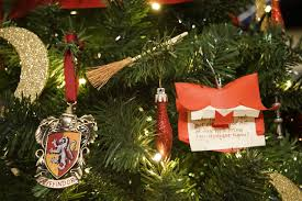 Upside Down Christmas Tree Photos This Magical Harry Potter Themed Christmas Tree Will Turn
