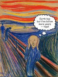 Scream Meme - mute meme images thought bubbled by stefan stenudd