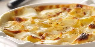 recette de cuisine en la vraie recette du gratin dauphinois recettes femme actuelle