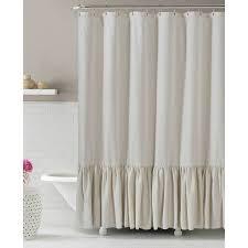 Rainforest Shower Curtain - gabriella natural linen shower curtain at home at home