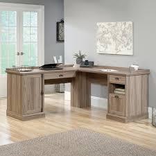 Computer Executive Desk Beachcrest Home Bowerbank L Shaped Executive Desk U0026 Reviews Wayfair
