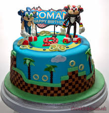 childrens cakes sonic shadow childrens cake cakecentral