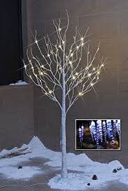 twinkling white led icicle lights lightshare new 6ft 72l led birch tree free gift 10l led icicle