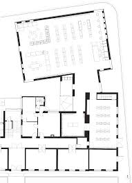 Villa Savoye Floor Plan by Ground Floor Plan Architecture Lab