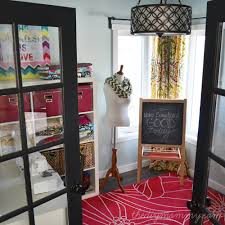 Arts And Crafts For Bedrooms My Colourful Craft Room Office U2013 Our Diy House The Diy Mommy