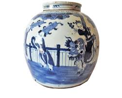ginger jar chinese ginger jar c 1800 lauder and howard