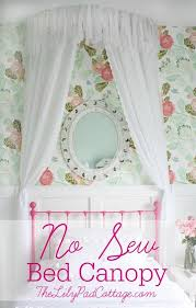 Girls Bed Curtain Best 25 Girls Bedroom Canopy Ideas On Pinterest Canopy Beds For