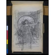 sketch of top ten modern sketchbook waterhouse william r a r i v a search the
