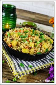 easy pineapple fried rice vegan u0026 gf vegan huggs