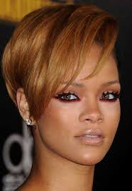 copper and brown sort hair styles 30 short cuts for black women short hairstyles 2016 2017
