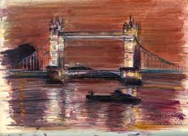 urban sketchers london tower bridge nocturne and sketches on the
