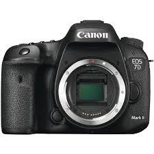 Canon Rugged Camera Canon 7d Mark Ii Eos Dslr Camera Canon 7d Mark Ii Body 9128b002