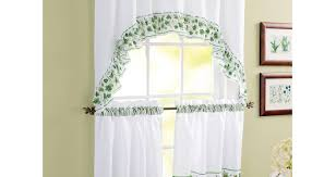kitchen incredible kitchen curtain sets and clearance gallery