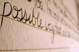 7 steps to writing wall writing quotes