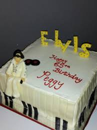 elvis cake topper elvis cake 3 layer white cake with buttercream icing elvis