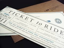 ticket wedding invitations wedding ideas carnival ticket wedding invitations trending now