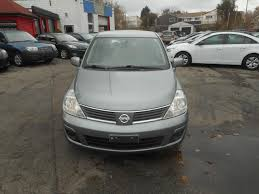 nissan sedan 2009 used 2009 nissan versa sl low km for sale in scarborough