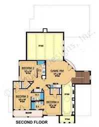 Narrow Floor Plans Bellagio Traditional House Plans Luxury House Plans