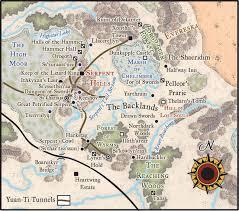 Faerun Map Kara Tur Anew By Markustay On Deviantart Forgotten Realms Region