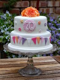 70th birthday cakes pretty 70th birthday cakes vanilla cakes