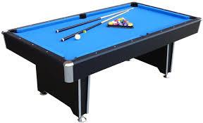 mightymast 7ft callisto american pool table youtube