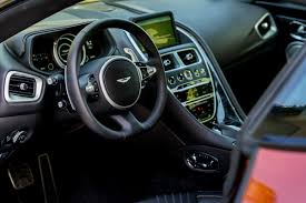 aston martin db11 interior new aston martin db11 2016 review pictures aston martin db11