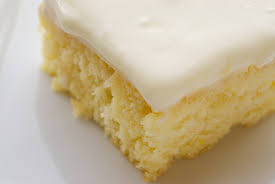 lemon poke cake bake or break