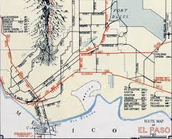 Route 80 Map by Us Hwy Ends In El Paso Tx Us Ends Com