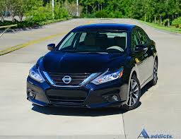 nissan altima 2016 trunk space 2016 nissan altima 2 5 sl review u0026 test drive